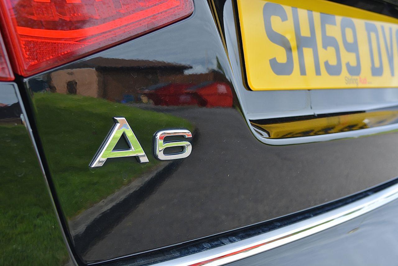 AUDI A6 Guaranteed Car Finance 18