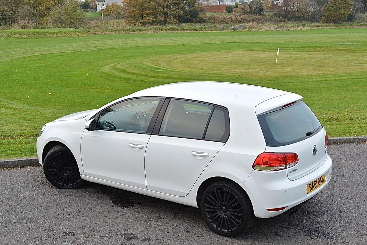 Volkswagen Golf Se Tsi Guaranteed Car Finance