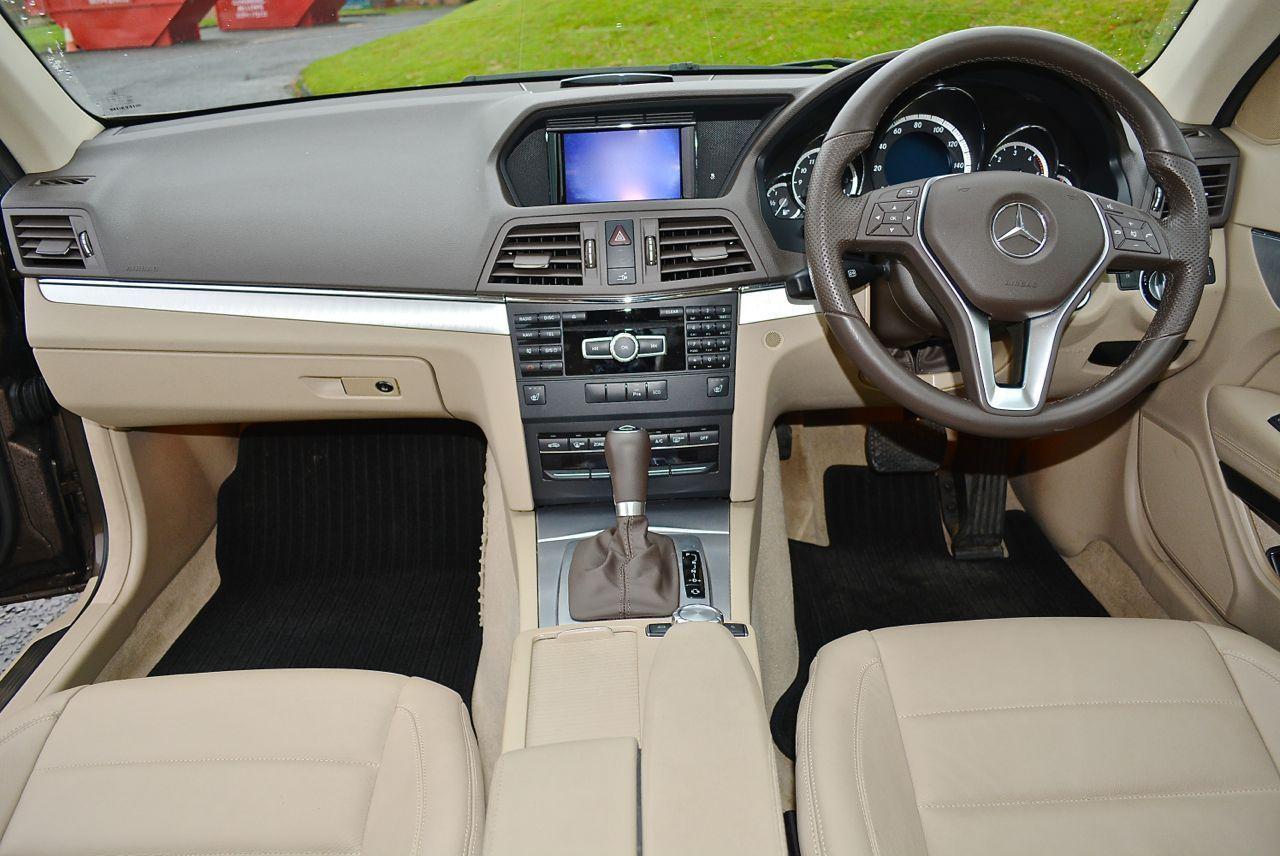 MERCEDES BENZ E3250 GUARANTEED CAR FINANCE 5