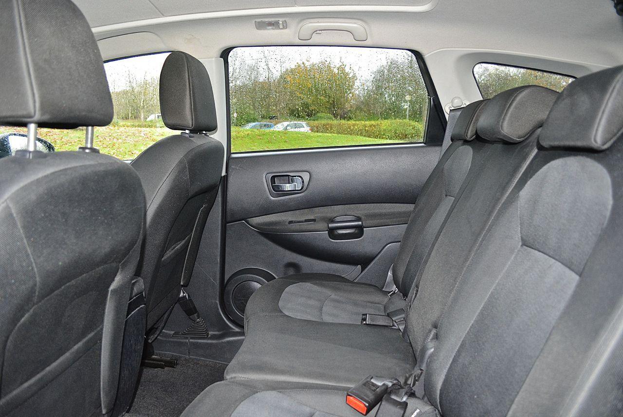 Nissan Qashqai Guaranteed Car Finance 5