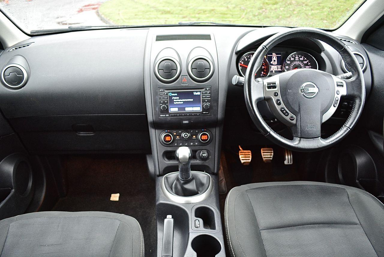 Nissan Qashqai Guaranteed Car Finance 6