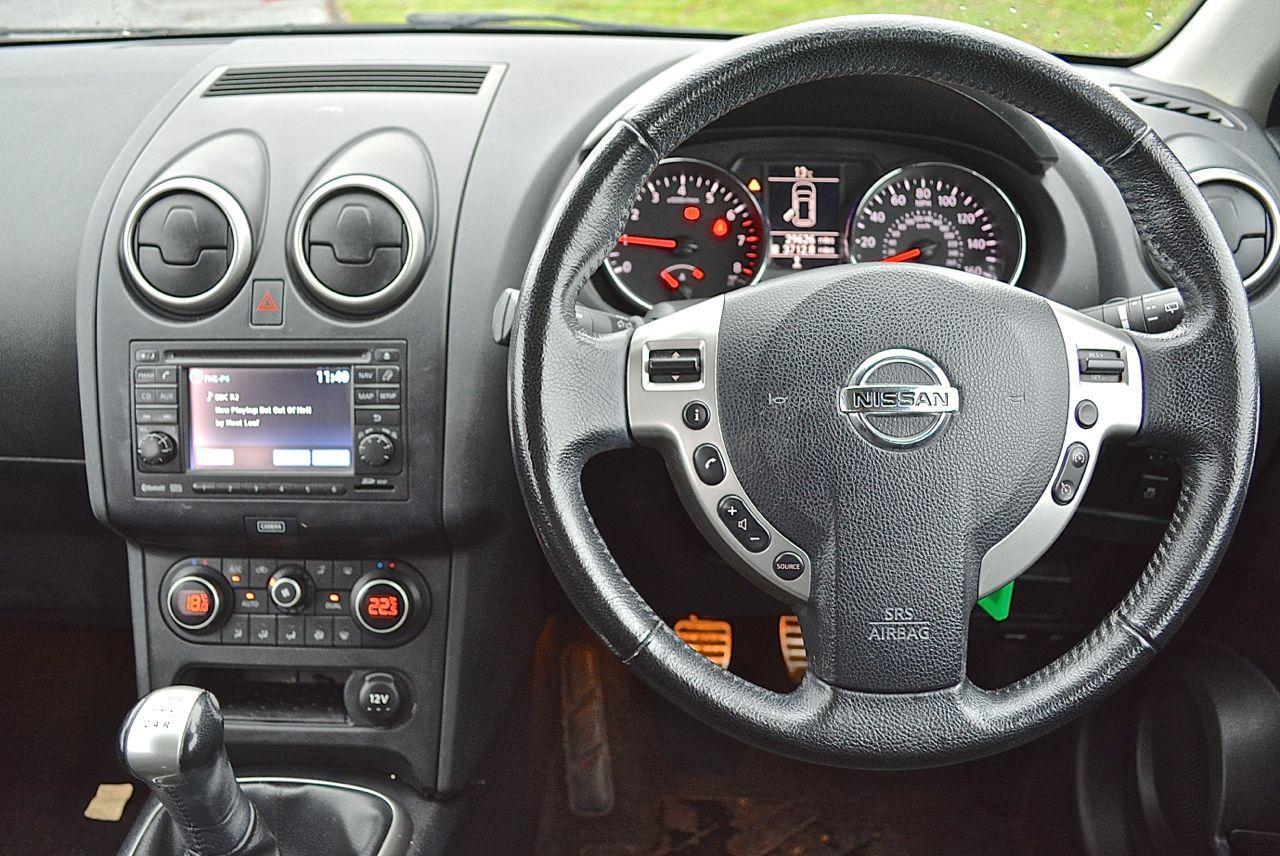 Nissan Qashqai Guaranteed Car Finance 10