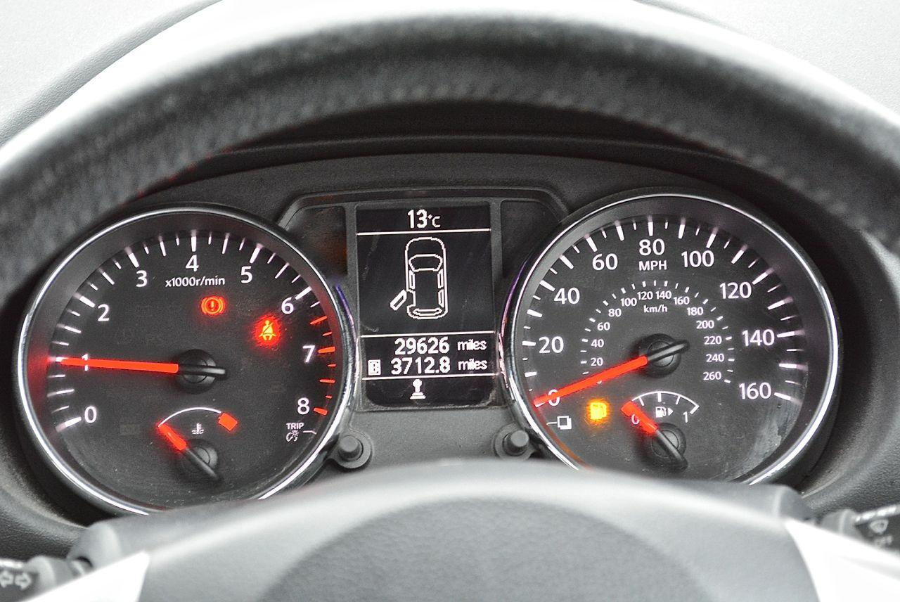 Nissan Qashqai Guaranteed Car Finance 11