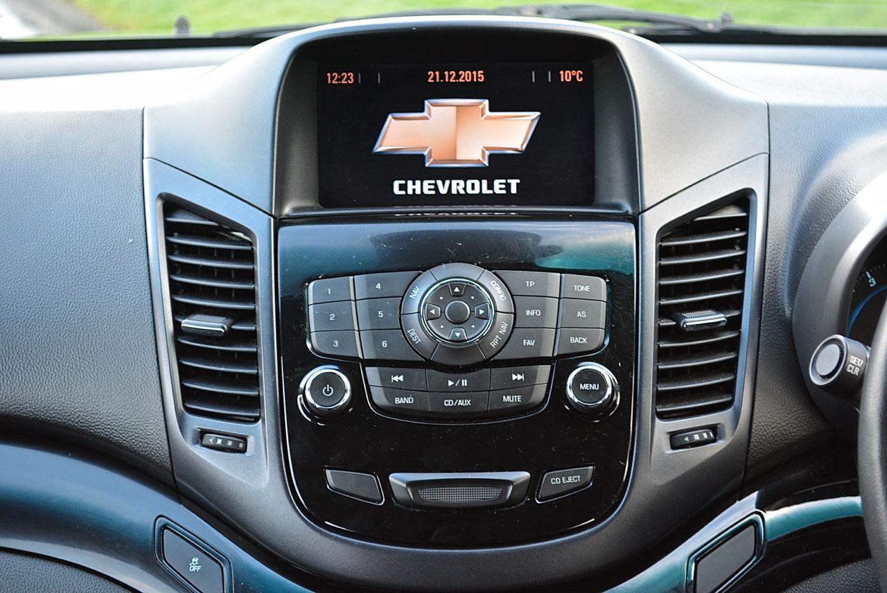 Chevrolet Orlando 1.8 LT Guaranteed Car Finance