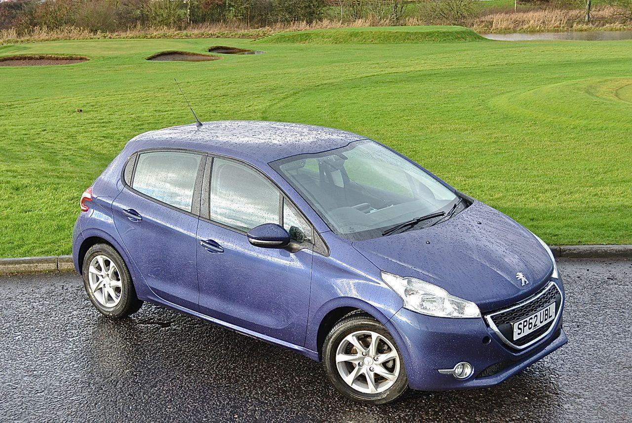 Peugeot 208 Guaranteed Car Finance