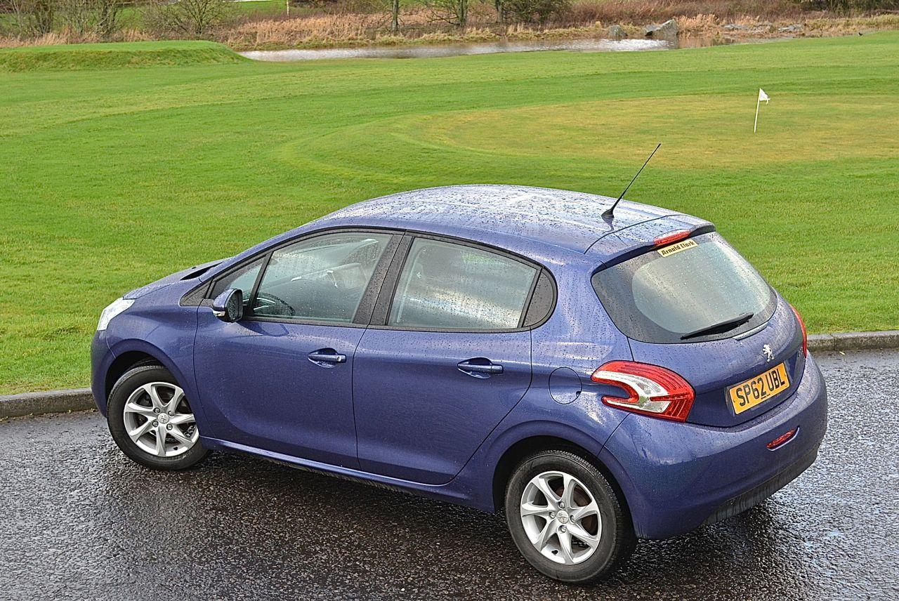 Peugeot 208 Guaranteed Car Finance 15