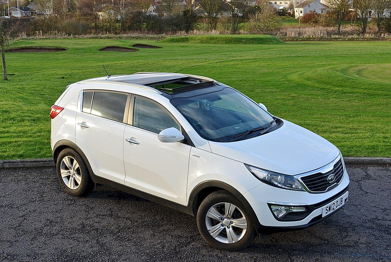 Kia Finance Bad Credit >> Kia Sportage 2 0crdi Guaranteed Car Finance