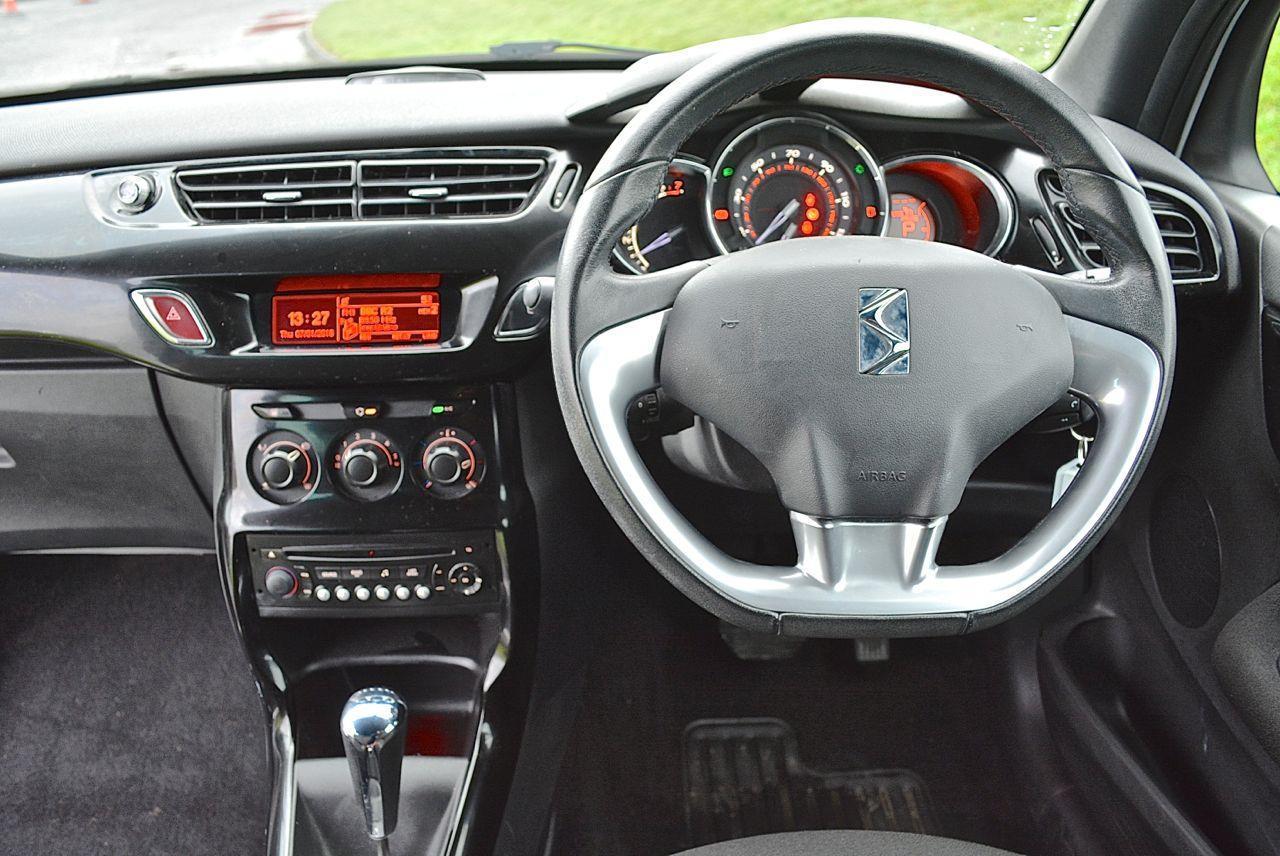 Citroen DS3 Bad Credit Car Finance 9