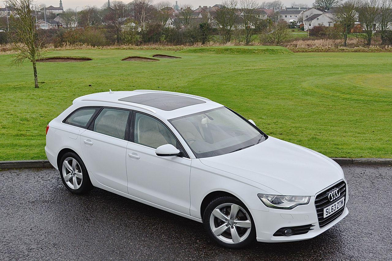 AUDI A6 Avant Guranteed Car Finance