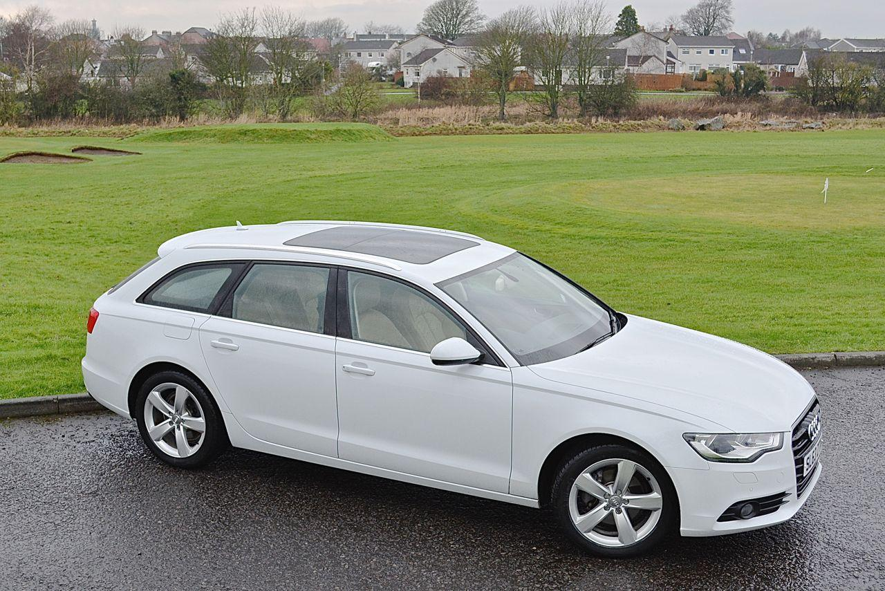AUDI A6 Avant Guranteed Car Finance 1