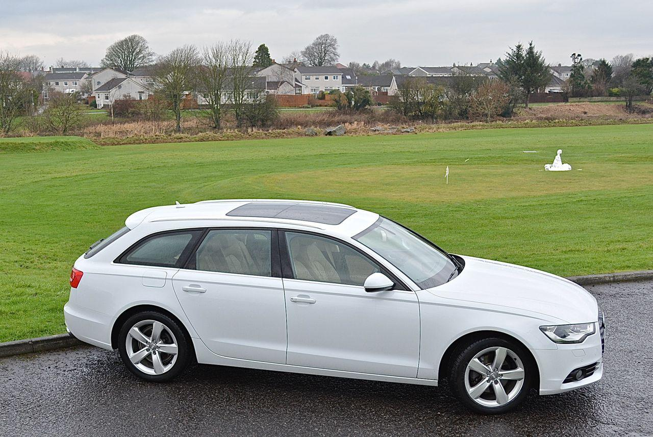 AUDI A6 Avant Guranteed Car Finance 2