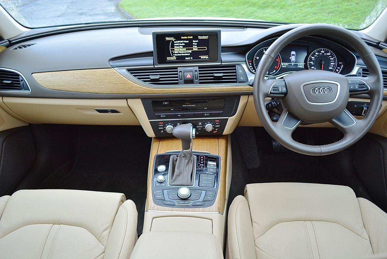 AUDI A6 Avant Guranteed Car Finance 6