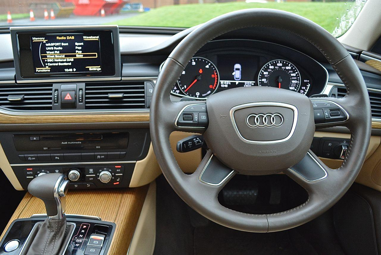 AUDI A6 Avant Guranteed Car Finance 10