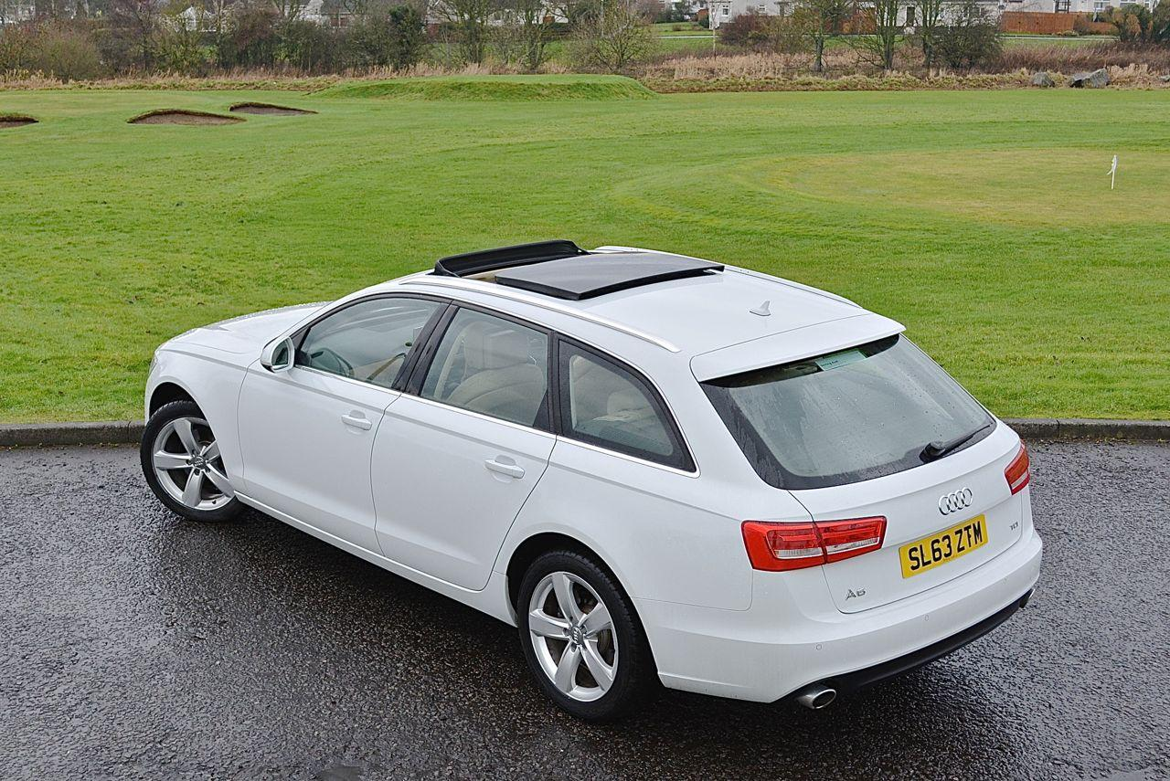 AUDI A6 Avant Guranteed Car Finance 14