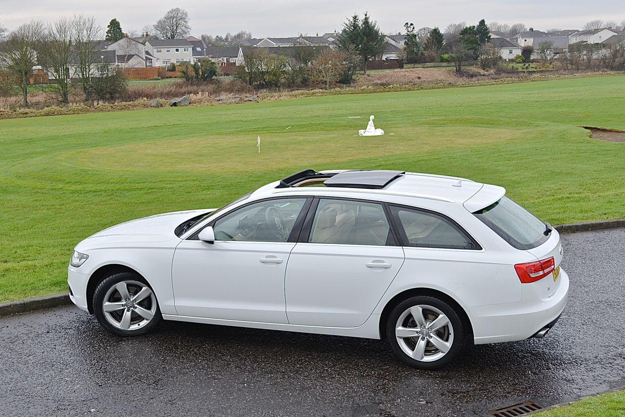AUDI A6 Avant Guranteed Car Finance 16