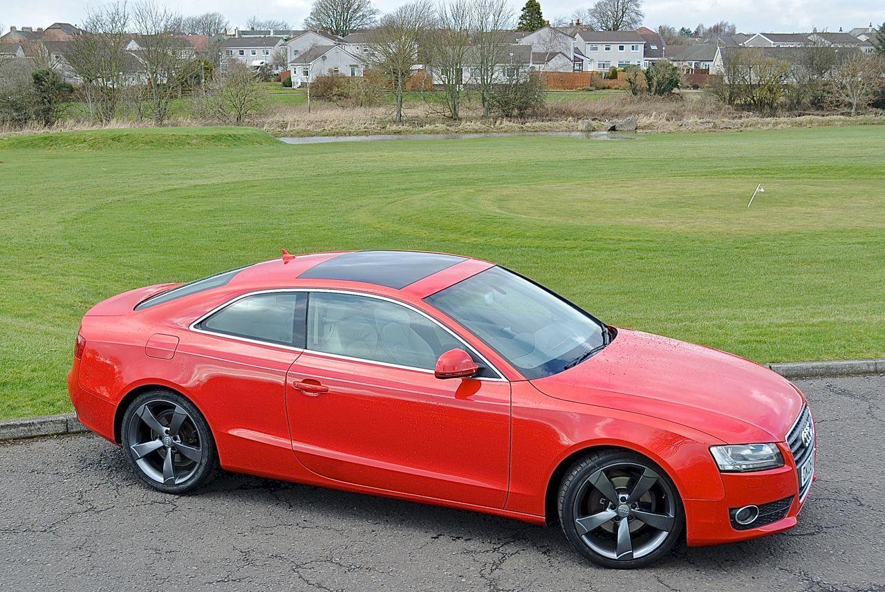 Audi A TDi Sport Guaranteed Car Finance - Audi car finance